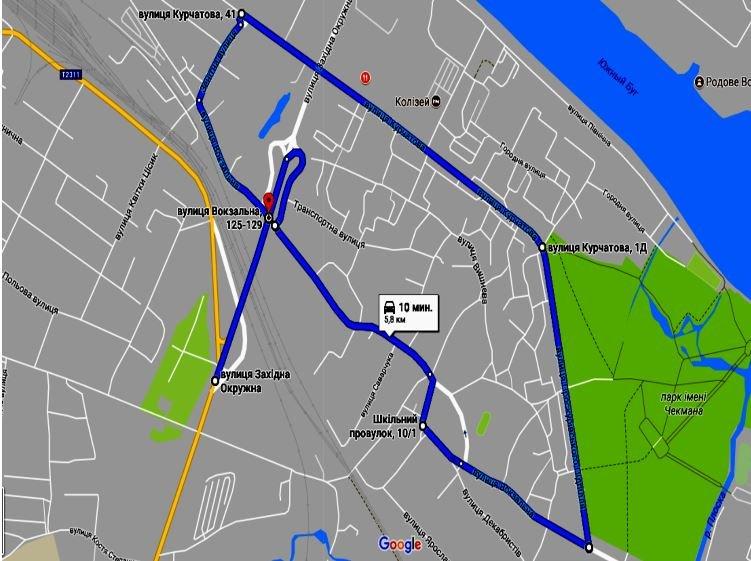 Усі маршрути іспитів з ПДР у Хмельницькому тепер можна побачити онлайн, фото-1