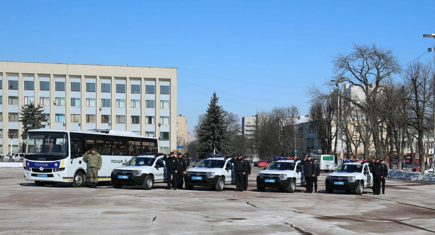 Поліції Хмельниччини подарували 18 автомобілів. ФОТО, фото-1