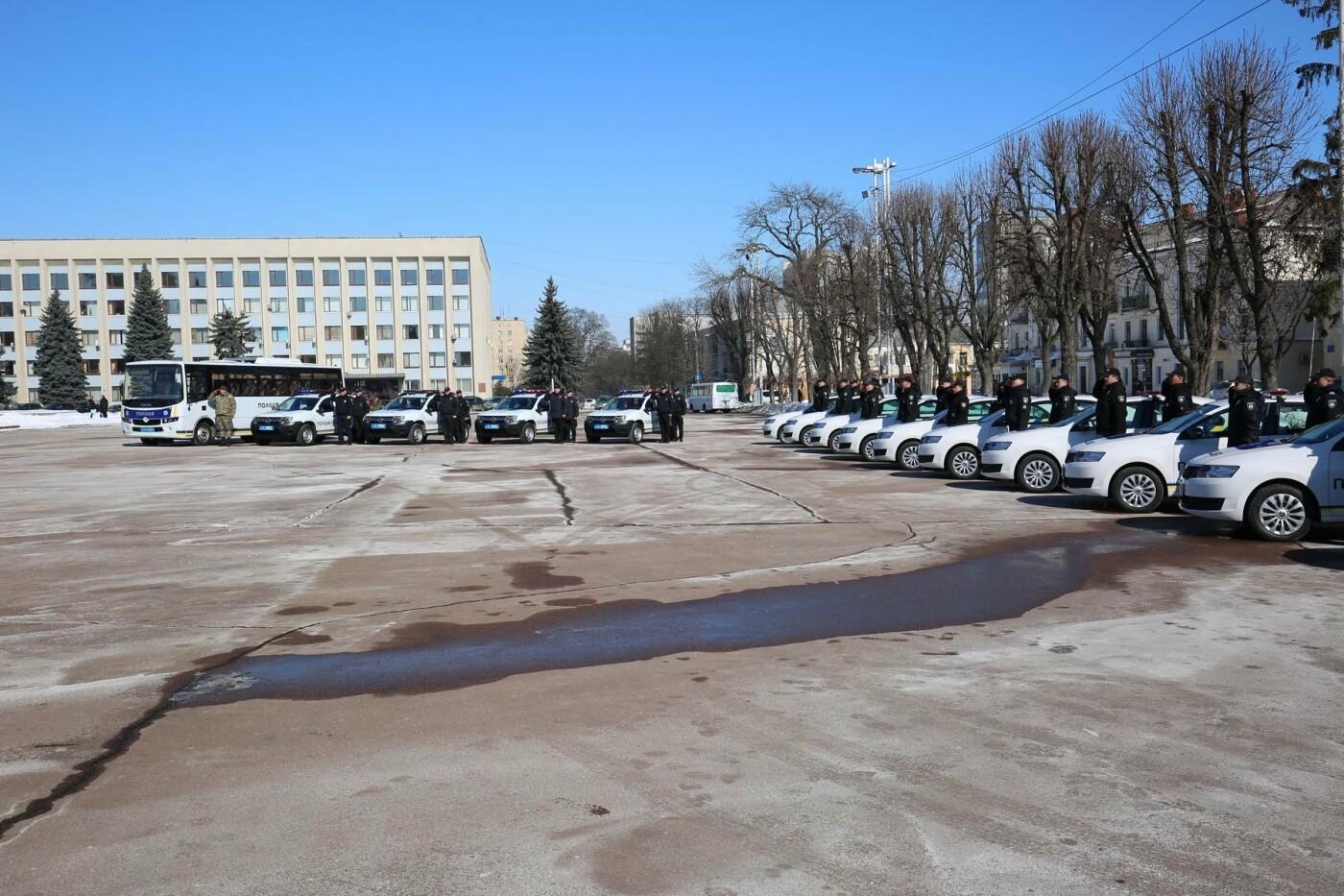 Поліції Хмельниччини подарували 18 автомобілів. ФОТО, фото-3