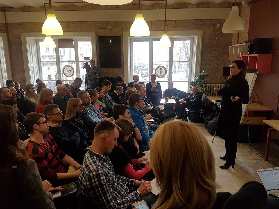 «Бізнес-Інкубатор» навчає та мотивує підприємців України, фото-2