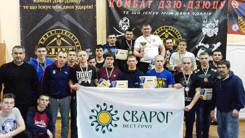 Хмельницька збірна посіла перше командне місце на чемпіонаті з Комбат Дзю-Дзюцу, фото-2
