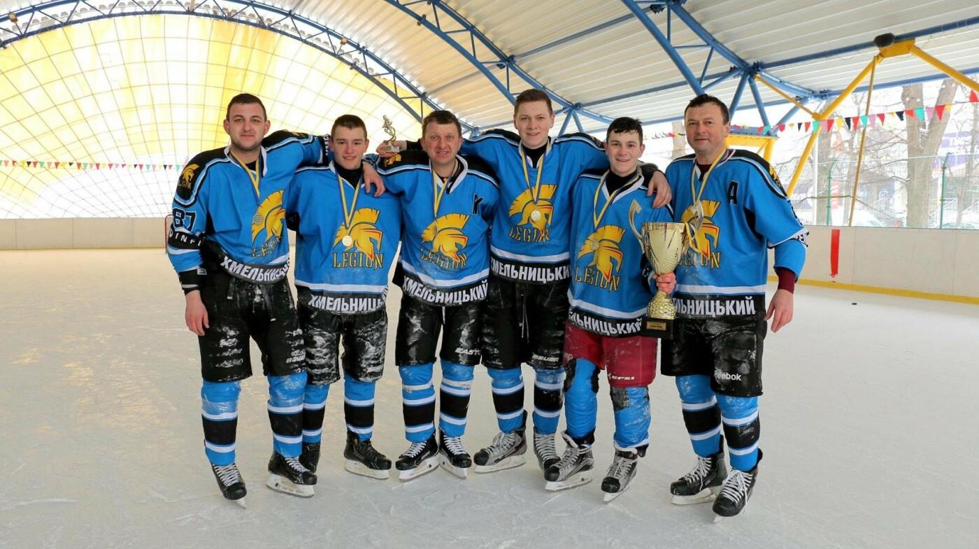 Хмельницький хокейний клуб «Легіон» переміг у відкритому чемпіонаті міста, фото-2