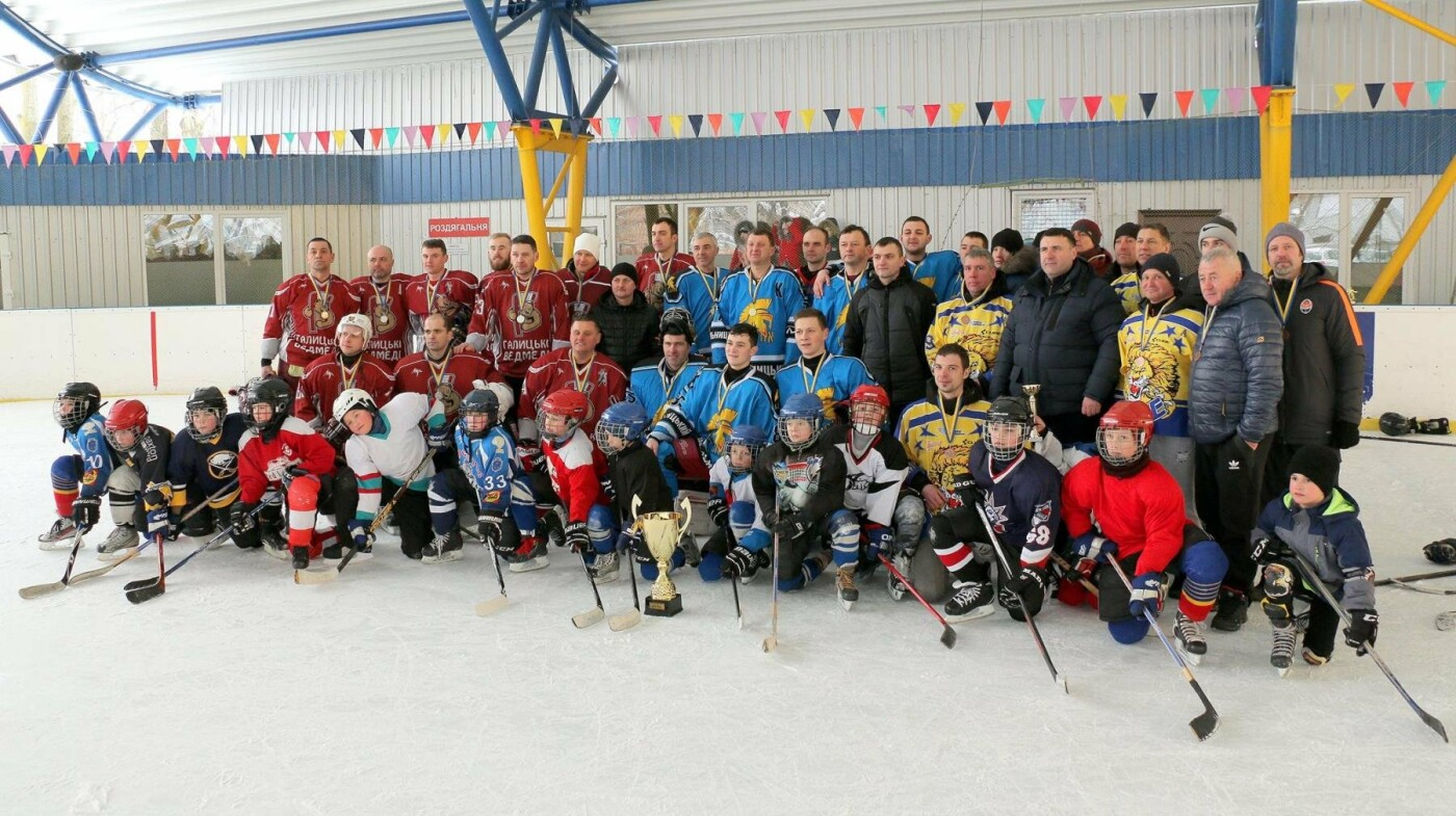 Хмельницький хокейний клуб «Легіон» переміг у відкритому чемпіонаті міста, фото-3