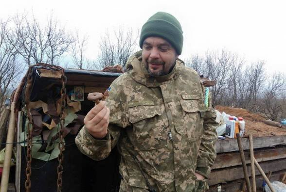 Помер учасник АТО та волонтер з Хмельницького Микола Мужичук , фото-1
