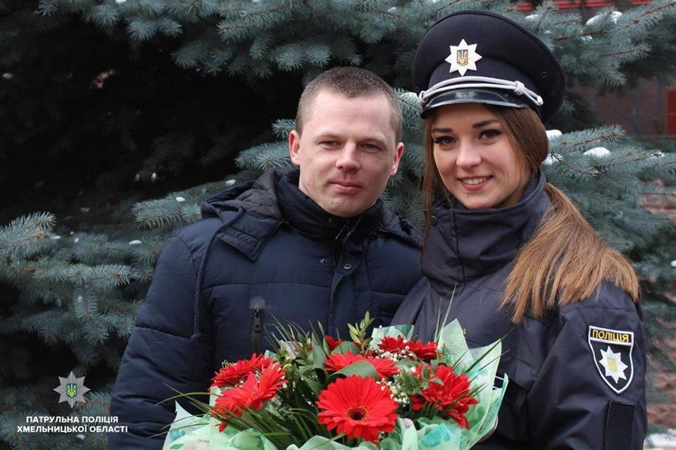 Патрульну поліцію Хмельниччини поповнили 20 новобранців, фото-2