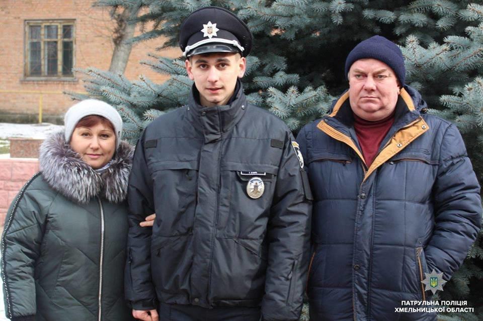 Патрульну поліцію Хмельниччини поповнили 20 новобранців, фото-9