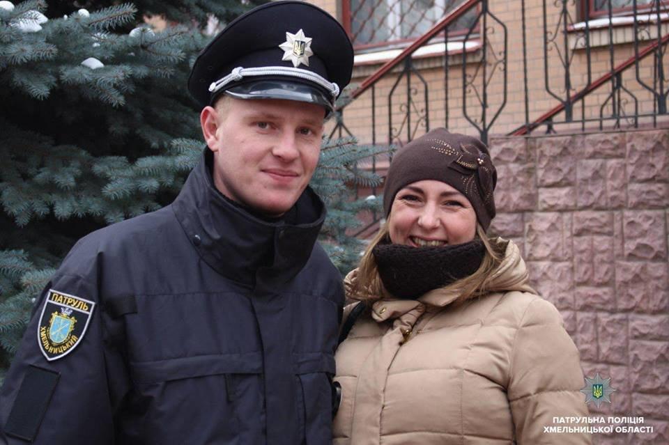 Патрульну поліцію Хмельниччини поповнили 20 новобранців, фото-10