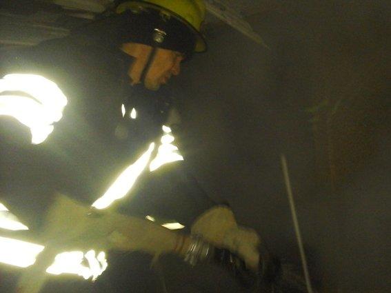 За минулу добу на Хмельниччині вогнеборці ліквідували 4 пожежі, фото-1
