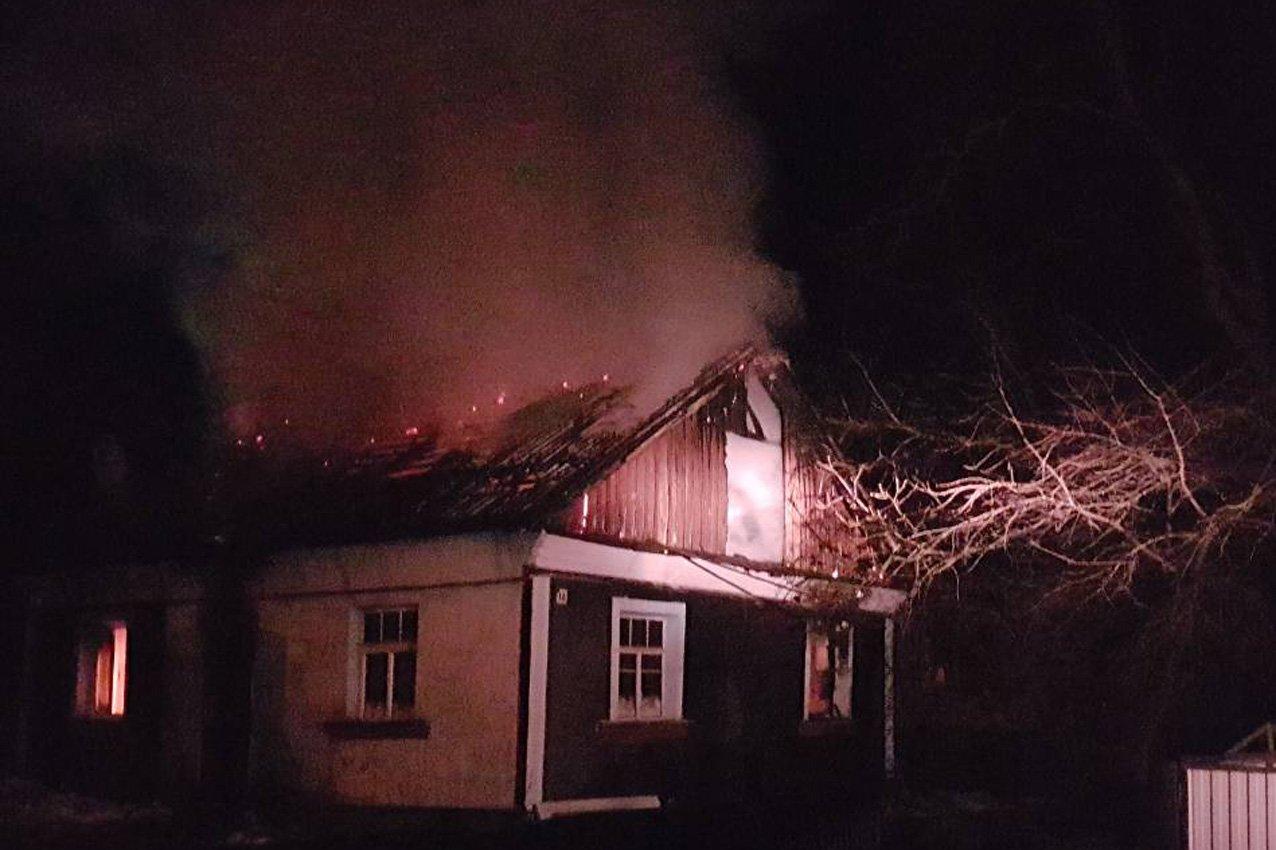 За минулу добу на Хмельниччині вогнеборці ліквідували 4 пожежі, фото-3