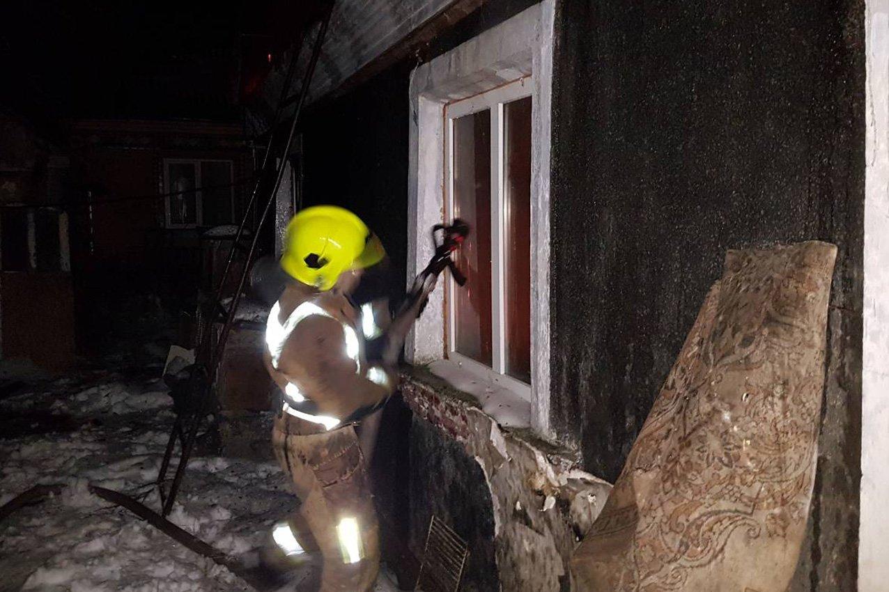 За минулу добу на Хмельниччині вогнеборці ліквідували 4 пожежі, фото-4