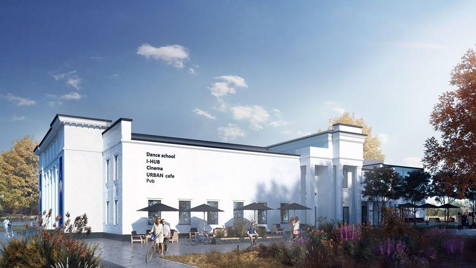 Дізнайся, як буде виглядати оновлений хмельницький кінотеатр імені Т.Шевченка, фото-1