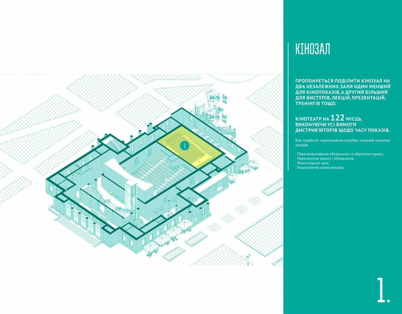 Концепція розвитку: яким буде кінотеатр Шевченка в майбутньому, фото-14