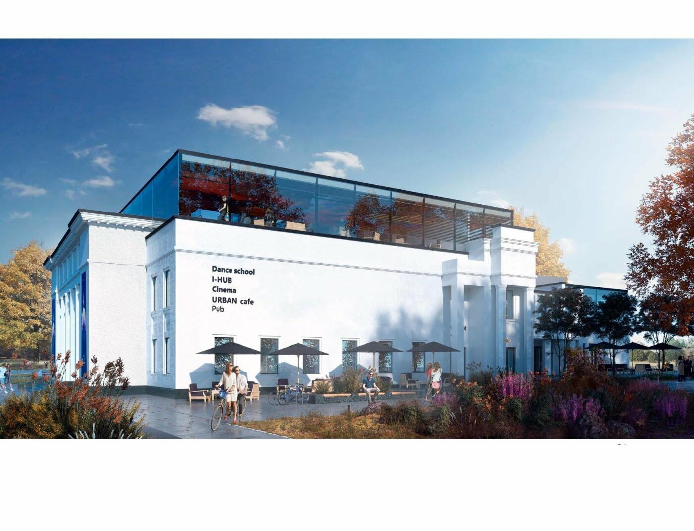 Концепція розвитку: яким буде кінотеатр Шевченка в майбутньому, фото-23