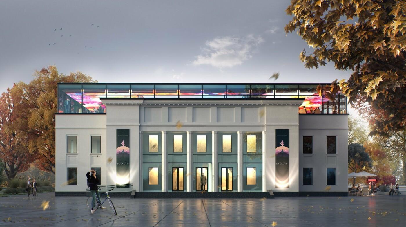 Концепція розвитку: яким буде кінотеатр Шевченка в майбутньому, фото-1