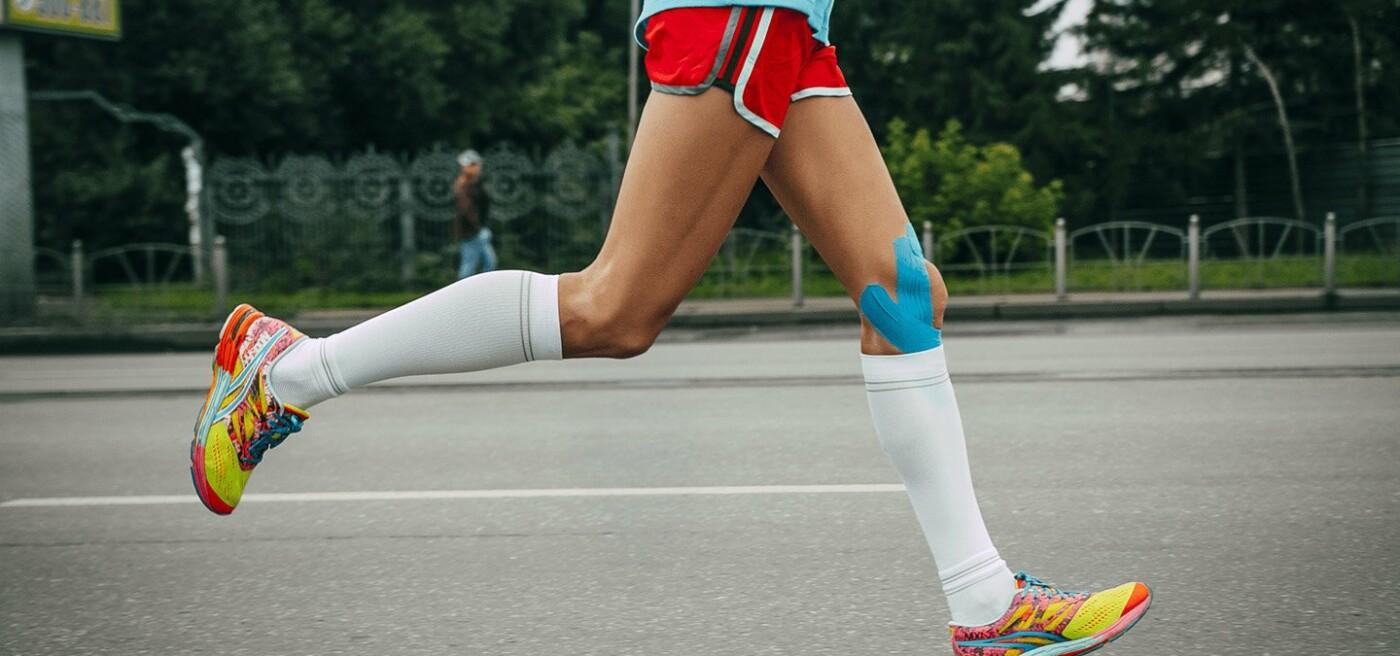 Kinesio tape - перевірений спосіб усунення болю в м'язах і суглобах, фото-1