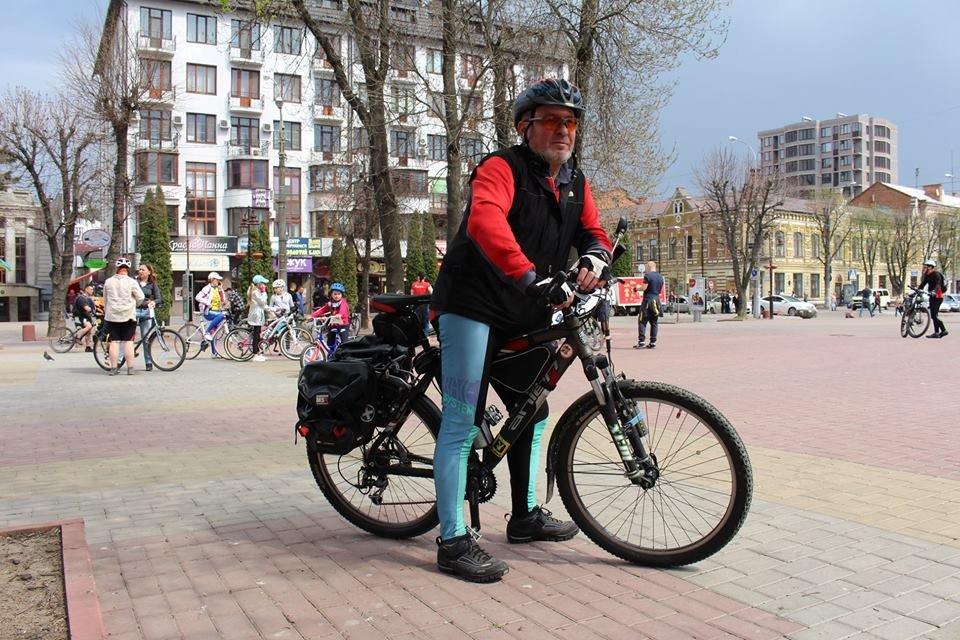 У Хмельницькому відкрили велосезон 2018. ФОТО.ВІДЕО, фото-15