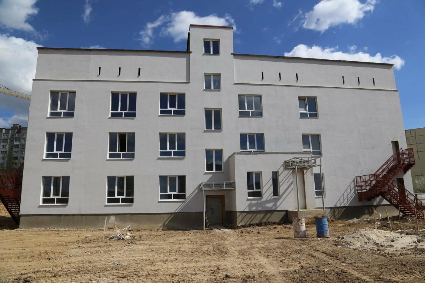 В міськраді розповіли про будівництво школи та дитсадка в мікрорайоні Озерна, фото-5