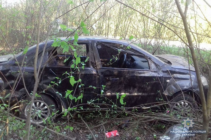 На Хмельниччині у ДТП травмувалося 5 осіб, серед яких ціла родина, фото-1