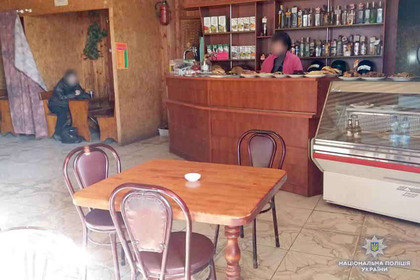 На Хмельниччині в кафе пограбували балакучого нетверезого пенсіонера, фото-1