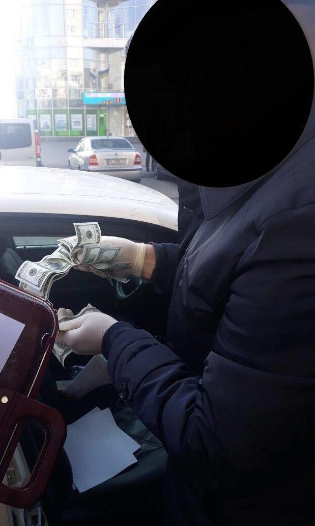 Хабар в іноземній валюті: Визначено покарання для голови сільради Хмельницького району, фото-1
