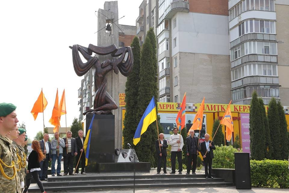 У Хмельницькому вшанували пам'ять жертв Чорнобильської трагедії, фото-1