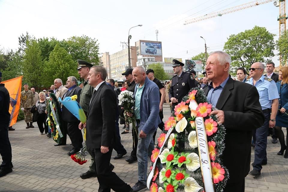 У Хмельницькому вшанували пам'ять жертв Чорнобильської трагедії, фото-5