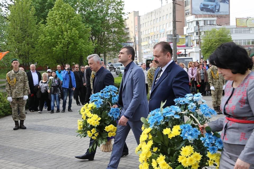 У Хмельницькому вшанували пам'ять жертв Чорнобильської трагедії, фото-6