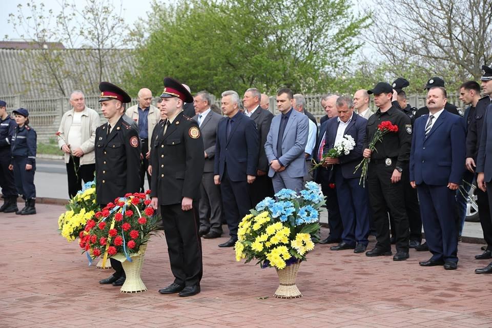 У Хмельницькому вшанували пам'ять жертв Чорнобильської трагедії, фото-7