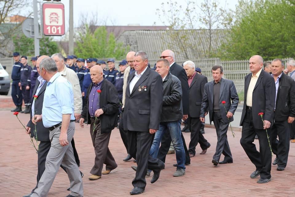 У Хмельницькому вшанували пам'ять жертв Чорнобильської трагедії, фото-8