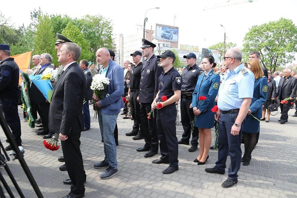 У Хмельницькому вшанували пам'ять жертв Чорнобильської трагедії, фото-11