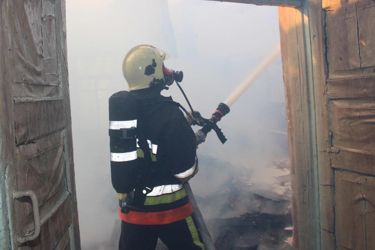 На Хмельниччині згоріла школа. ФОТО, фото-1