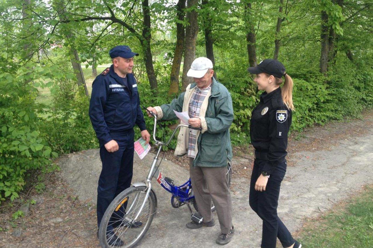 Не порушуй: Вогнеборці Хмельниччини разом із правоохоронцями активно патрулюють місця відпочинку громадян, фото-5