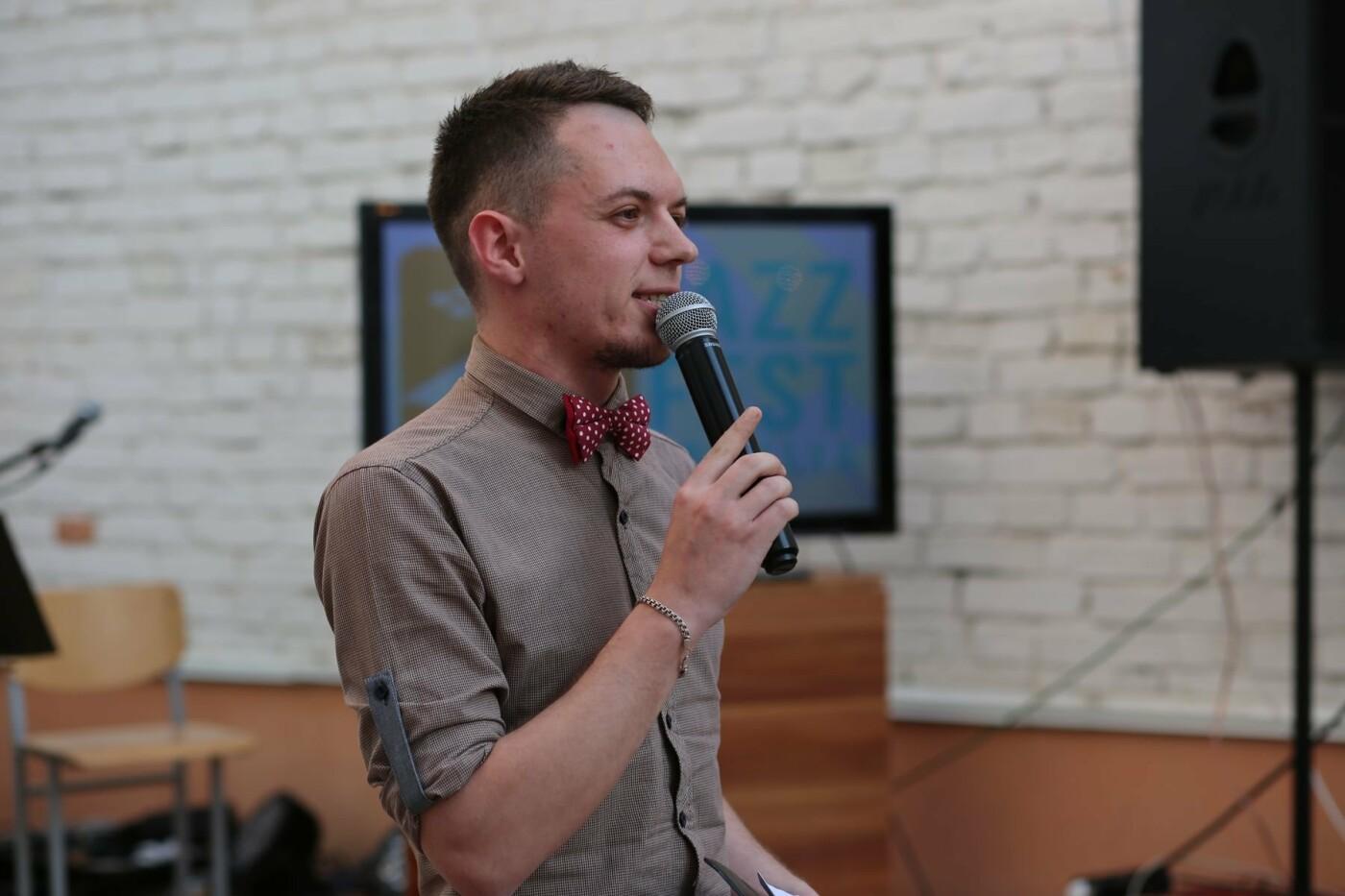 У Хмельницькому відбулося пре-паті до «ДжазФестуПоділля». ФОТО.ВІДЕО, фото-12