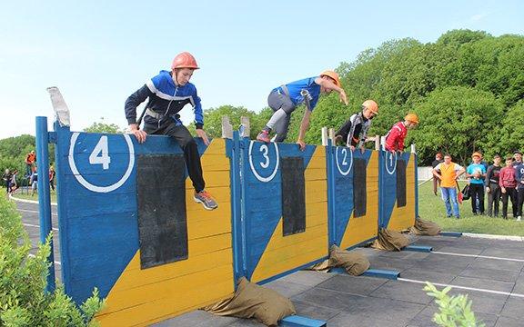У Хмельницькій області відбувся чемпіонат з пожежно прикладного спорту. ФОТО, фото-2