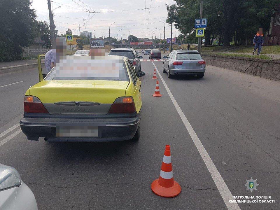 Патрульна поліція Хмельницької області