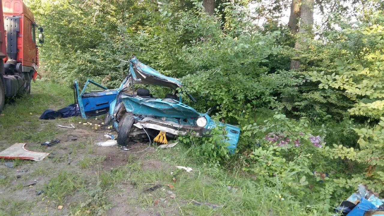 Дві смерті — наслідки жахливої аварії на Хмельниччині, фото-1