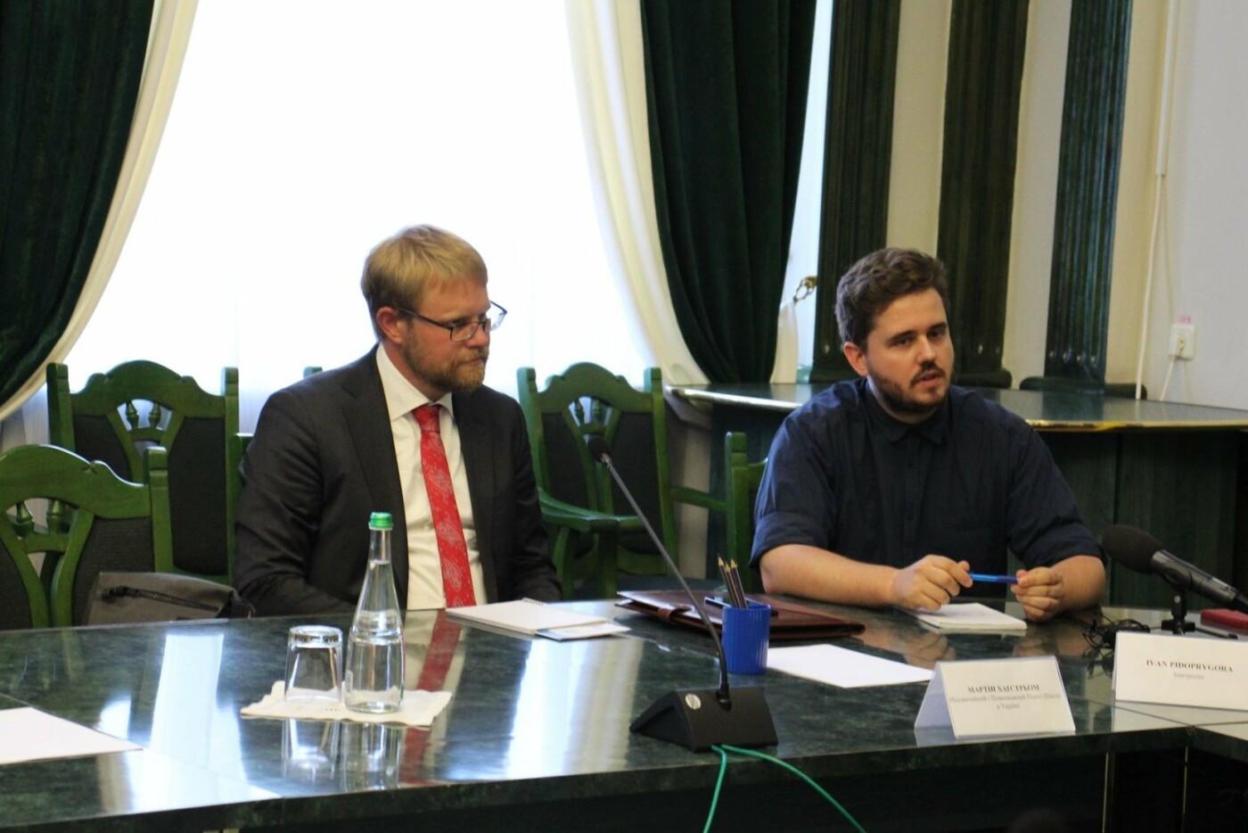 Посол Швеції в Україні вивчає перспективи співпраці з Хмельницьким, фото-4