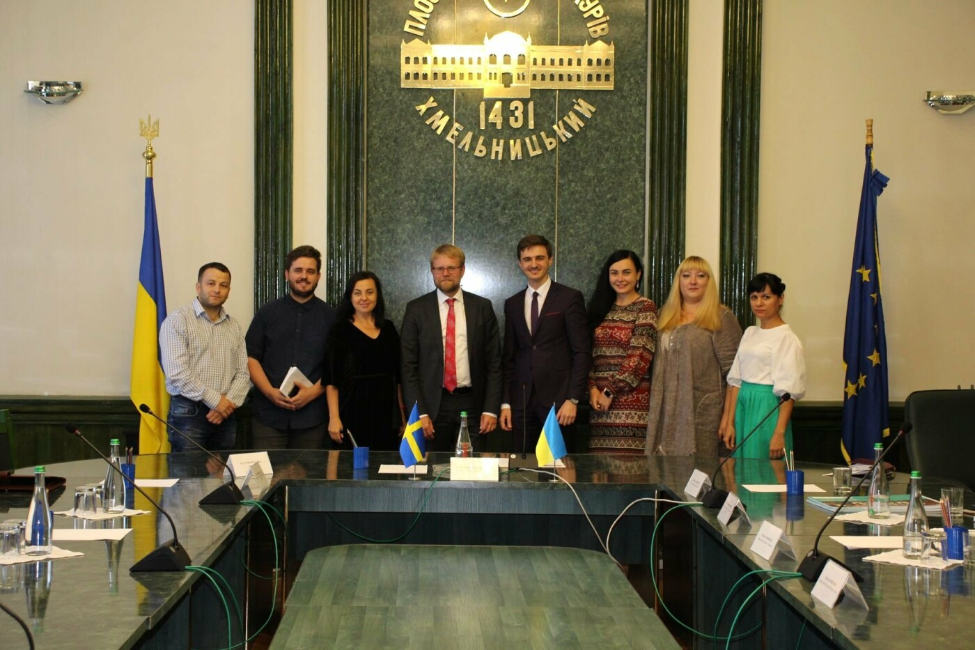Посол Швеції в Україні вивчає перспективи співпраці з Хмельницьким, фото-1