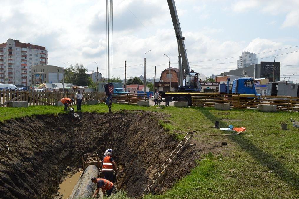 У Хмельницькому активно готуються до створення скверу імені Степана Бандери, фото-1