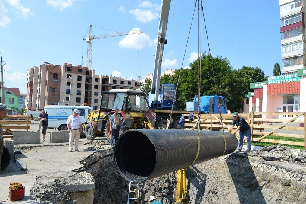 У Хмельницькому активно готуються до створення скверу імені Степана Бандери, фото-3