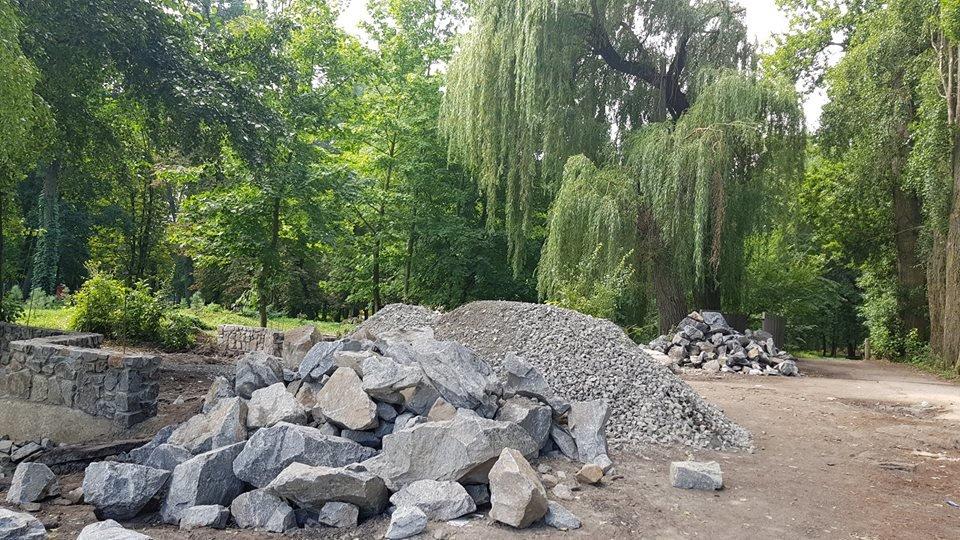 Фотофакт: У Хмельницькому парку з'явиться новий місток, фото-4