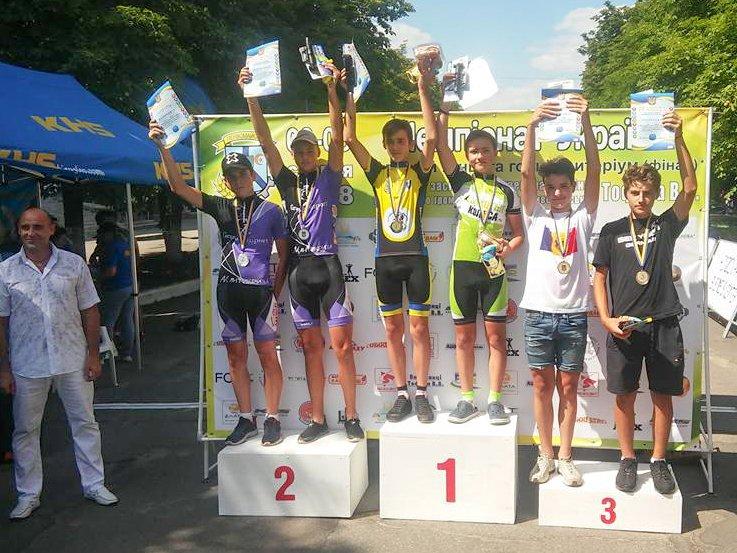 Хмельничани привезли нагороди з чемпіонату України з велосипедного спорту, фото-3