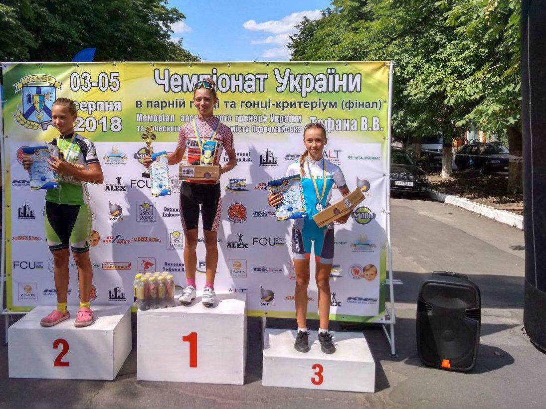Хмельничани привезли нагороди з чемпіонату України з велосипедного спорту, фото-4