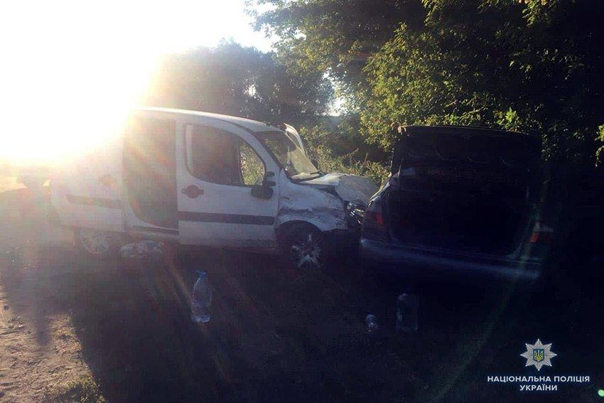 В ДТП поблизу Хмельницького травмувалися люди, фото-1