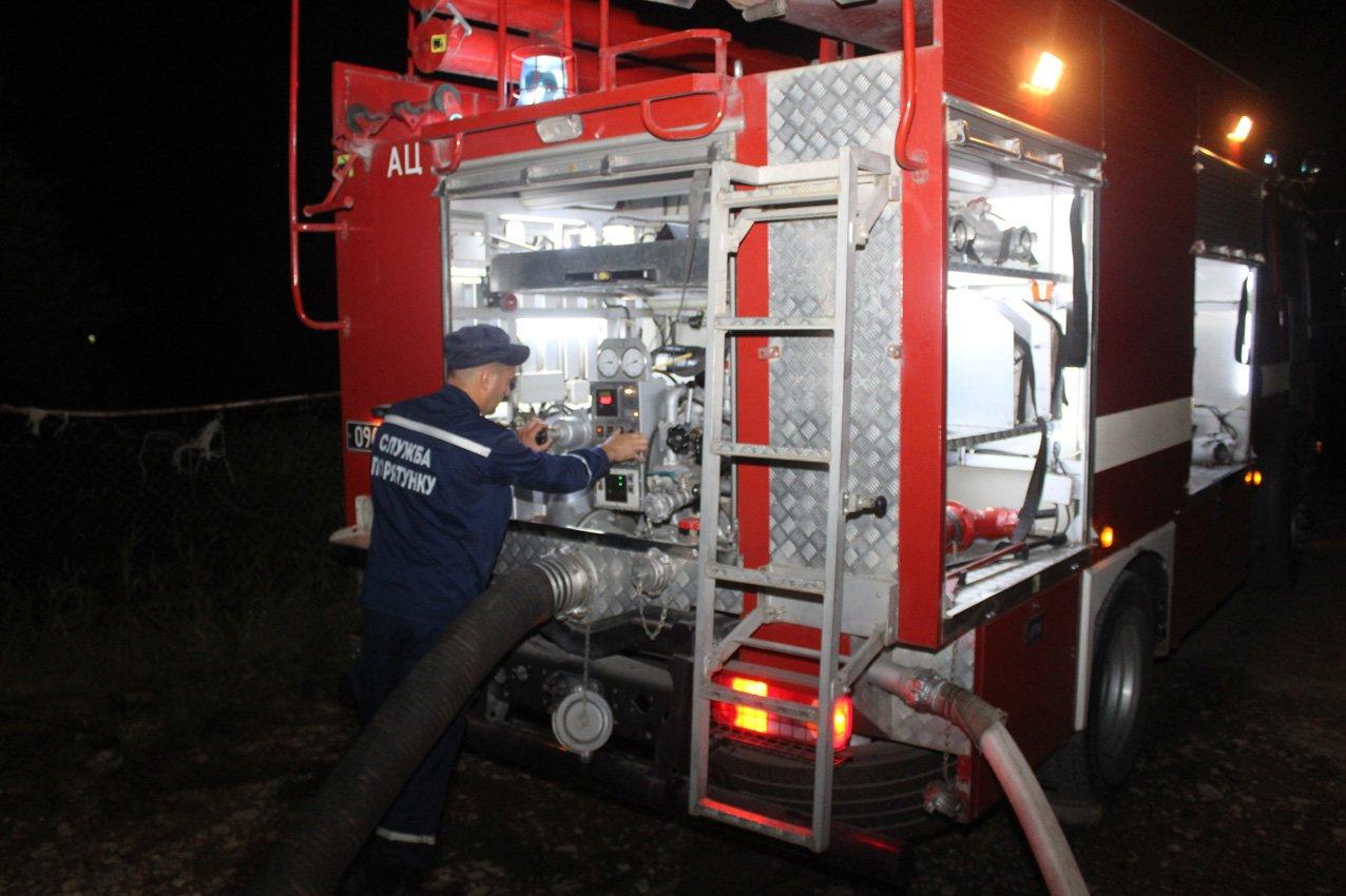 На Хмельниччині надзвичайники попередили пожежу готельного комплексу. ВІДЕО, фото-3