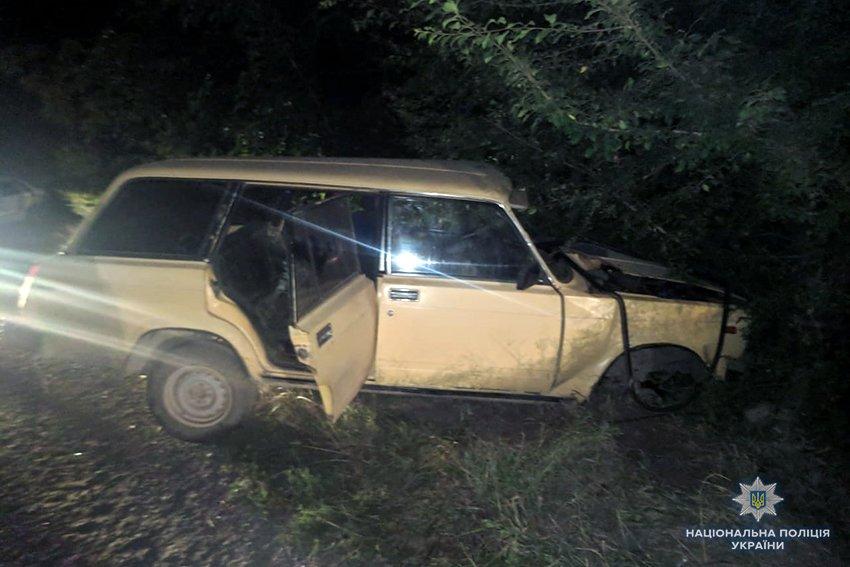 В потрійній ДТП на Хмельниччині постраждало п'ятеро людей. ФОТО, фото-2