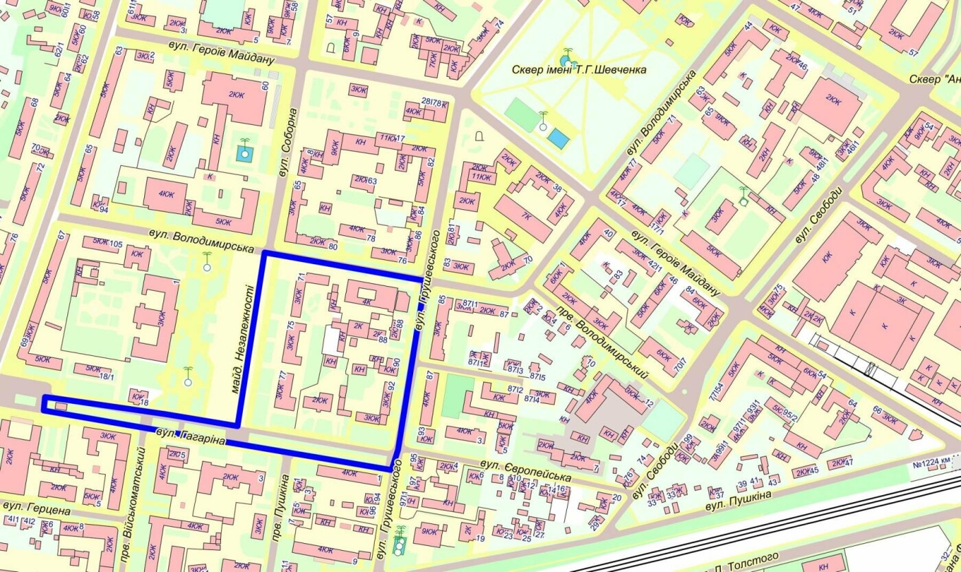 Змагання з велоспорту: буде обмежено рух транспорту в центральній частині Хмельницького, фото-1