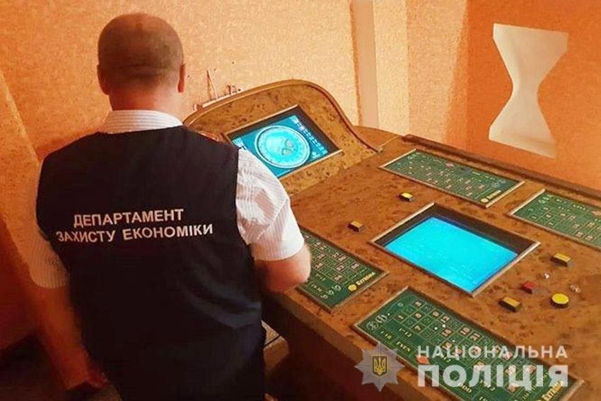 На Хмельниччині поліцейські викрили підпільне казино. ФОТО, фото-2