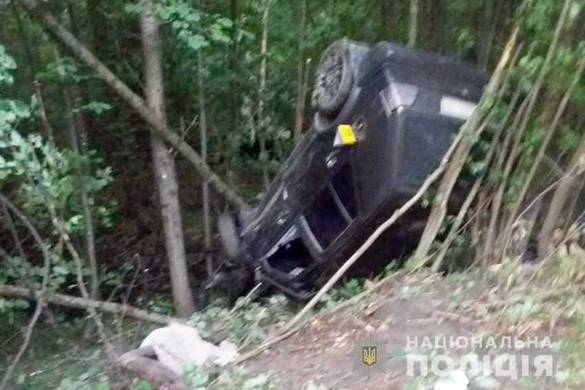 На Хмeльниччині у ДТП загинув мотоцикліст та його пасажир , фото-2