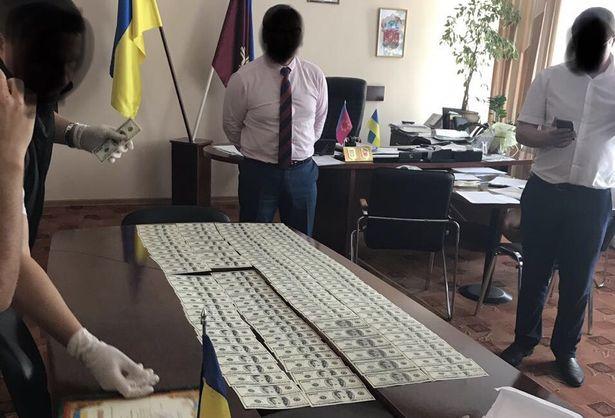 Хабар 33 000 доларів: У Хмельницькій області затримали голову РДА , фото-1